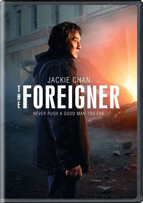 the foreigner the foreigner dvd release date january 9 2018