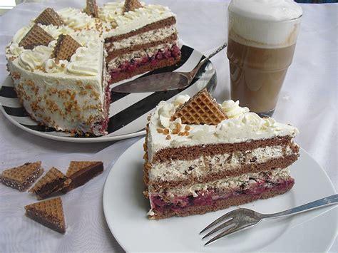 hanuta kuchen hanuta torte petrapa chefkoch de