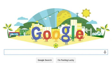 Marks The Start Of World Cup With An Animated Doodle