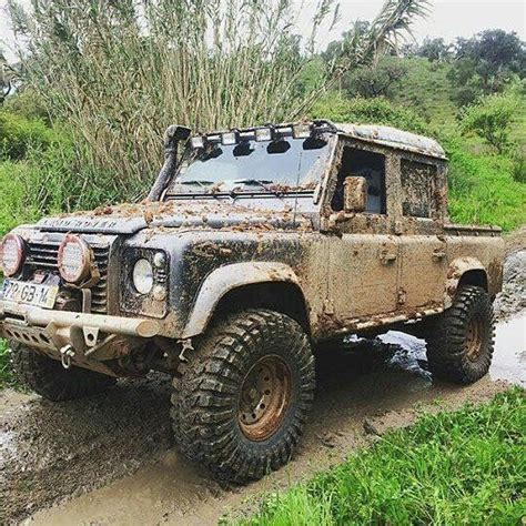 land rover mud land rover defender 110 in mud landroverlife defender