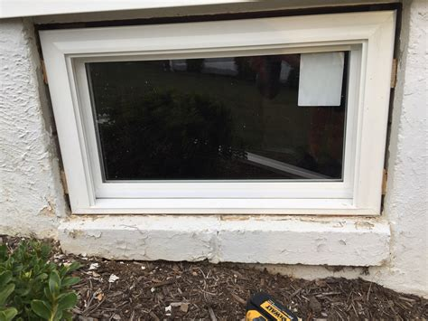 basement replacement windows home design