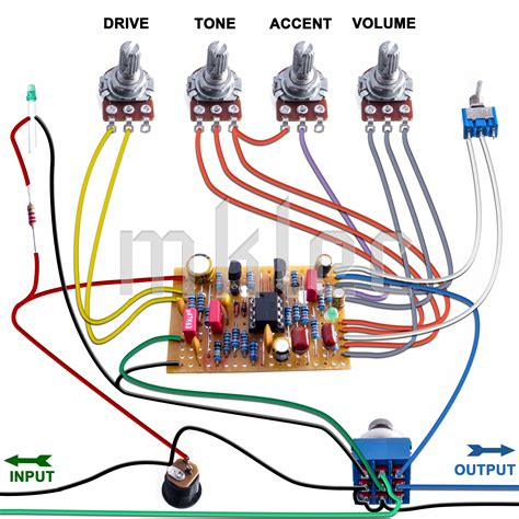 wiring diagrams for guitar pedals efcaviation