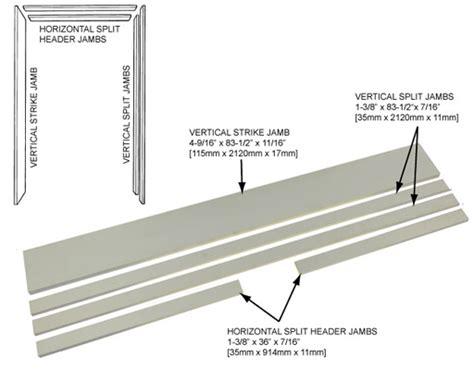 Wide Door Jamb by Heavy Duty Pocket Door Track Johnson Pchenderson And