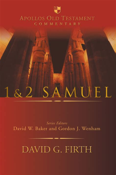 2 samuel brazos theological commentary on the bible books 1 and 2 samuel intervarsity press