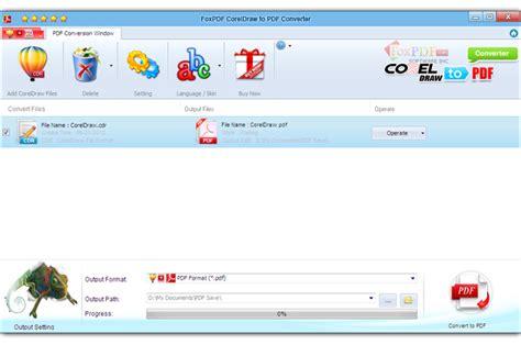 pdf to coreldraw converter online convert cdr file to pdf