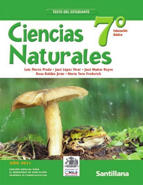 libro de ciencias naturales de 4 del 2016 santillana libro