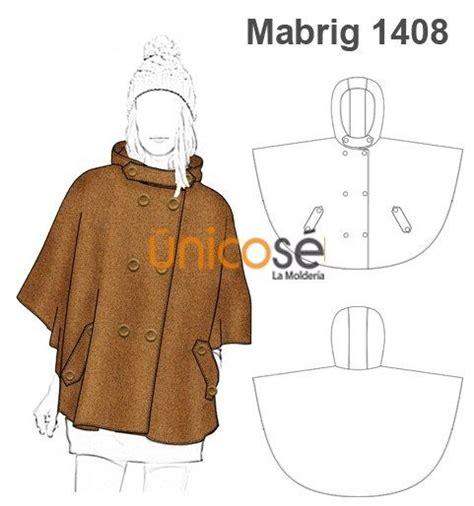 molde poncho de carnavalito de fiselina 204 best images about moldes abrigos on pinterest