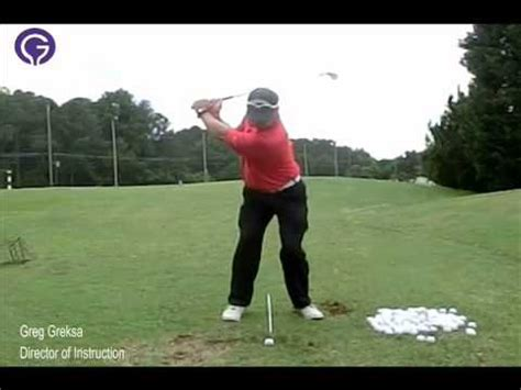 solid golf swing key ingredients to solid contact grexa golf instruction
