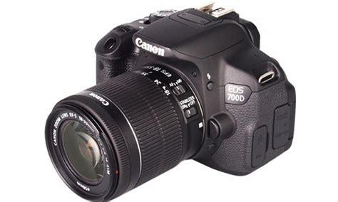 Kamera Canon Eos 700d Only daftar harga kamera canon terlengkap dan terbaru 2018
