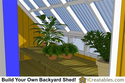 wood greenhouse plans  greenhouse shed plans