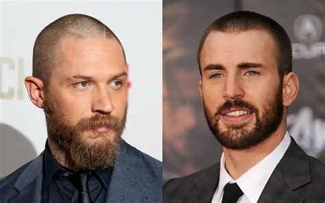 are buzz cuts the next big trend for women and christian crew cut hairstyle with beard life style by modernstork com