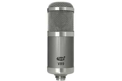 condenser microphone for screaming mxl v89 low noise large diaphragm condenser microphone hr