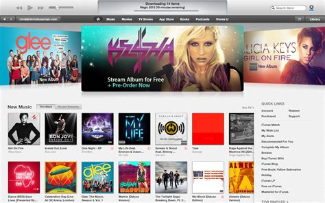 Itunes Gift Card Locations - itunes 11 review simple is as simple does ars technica