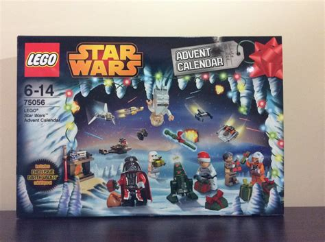 Wars Advent Calendar Lego Wars Advent Calendar 2014