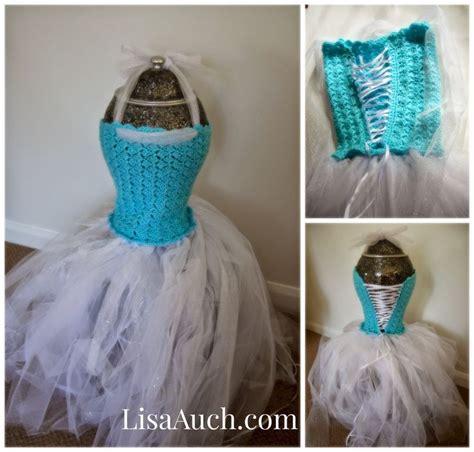 pattern tutu dress free pattern make your own elsa frozen dress crochet