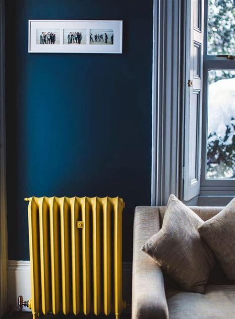 Deco Bleu Et Gris by 1001 Id 233 Es Cr 233 Er Une D 233 Co En Bleu Et Jaune Conviviale