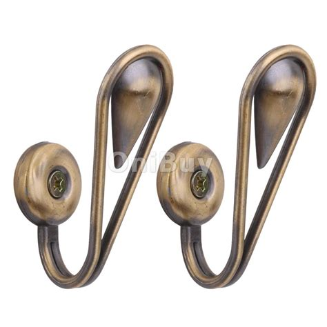 decorative curtain hooks online get cheap decorative drapery hooks aliexpress com