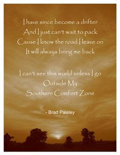 southern comfort zone brad paisley on pinterest country music thomas rhett