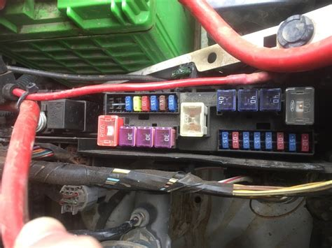nissan patrol y60 fuse box nissan wirning diagrams