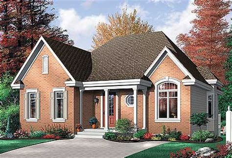 brick house plans with photos economical 2 bedroom brick house plan 21213dr 1st floor master suite cad