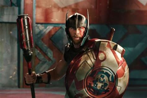 film thor yang pertama thor v hulk jadi tontonan terbaik di thor ragnarok 187 hard