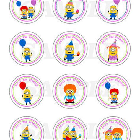 printable stickers minions minion inspired printable lables from oldesign olivia s