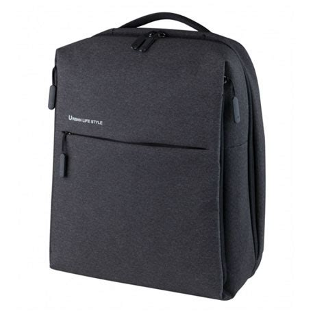 Turun Harga Backpack Xiaomi Mi Bag Blue 1 xiaomi mi minimalist backpack gray