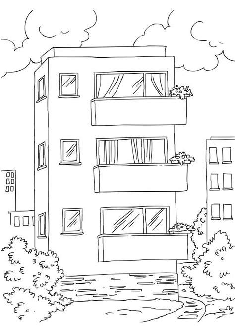 disegnare un appartamento disegno da colorare appartamento cat 26228