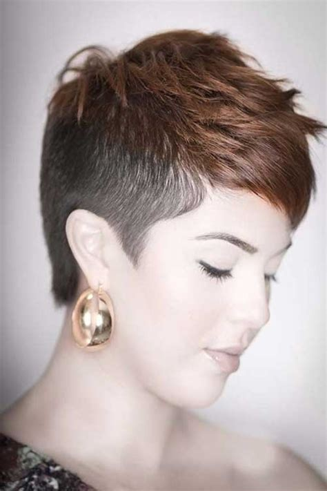 best 15 hair cuts for 2015 15 best shaved pixie cut short hairstyles haircuts 2017