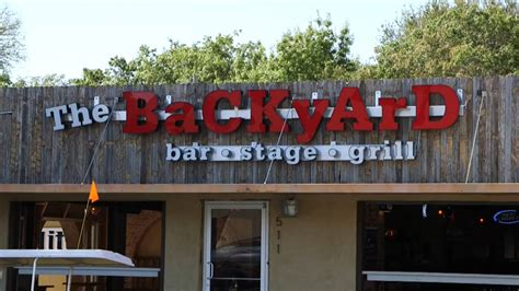backyard bar and grill the backyard bar stage and grill on vimeo