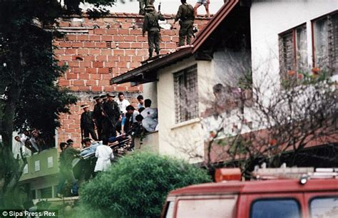 pablo escobar house for sale five bedroom house where ruthless cocaine kingpin pablo escobar was killed goes on