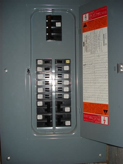 electrical circuit box ge circuit panel cover ge free engine image for user