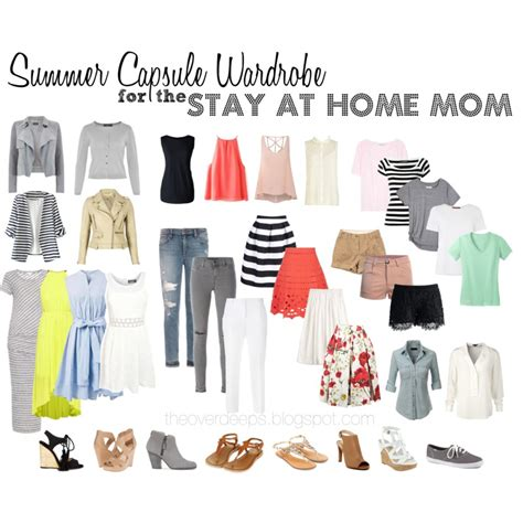 summer capsule wardrobe a summer capsule wardrobe for the stay at home mom