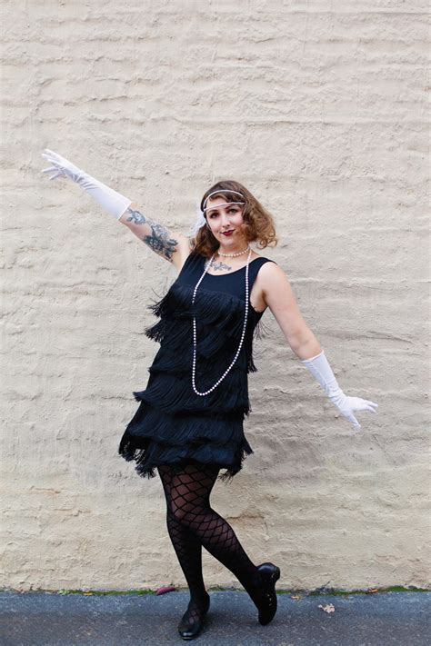 diy flapper hairst diy flapper costume a beautiful mess