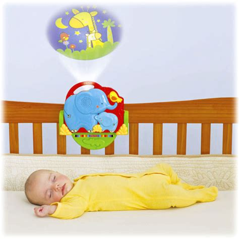 Crib Soother by New Fisher Price U Zoo Baby Crib N Go Projector