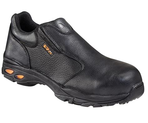 thorogood 804 6064 slip on safety toe work shoes