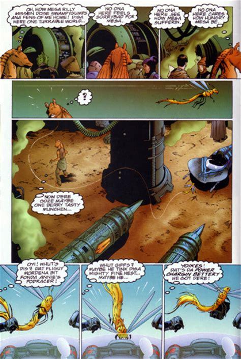 Wars Episode I The Phantom Manace Story Book 01 36 wars episode i the phantom menace adventures tpb
