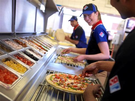 table pizza la canada domino s pizza set to create 5 000 as it plans to