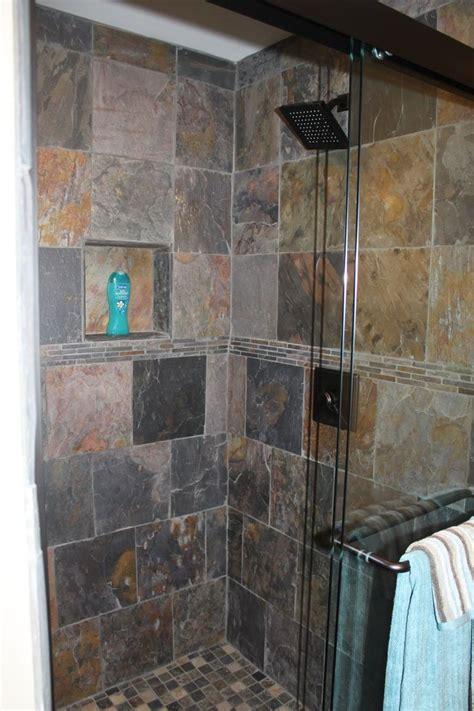 bathroom slate tile ideas slate bathroom slate shower remodeling the master bath bathroom