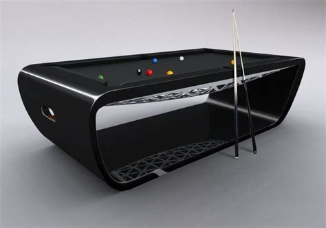 billard toulet blacklight pool table liberty