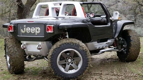 jeep hurricane engine jeep hurricane 2005 concept youtube