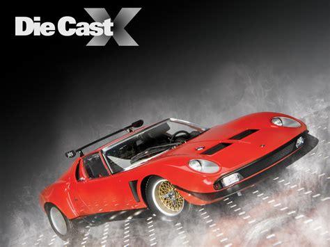 Kyosho Lamborghini Kyosho Lamborghini Jota Die Cast X