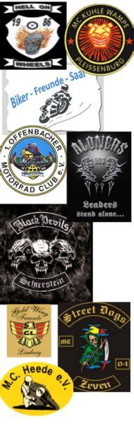 Motorrad Club Verzeichnis by 54498 Lobo Mc Pforzheim