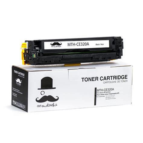 Toner Cartridge Compatible Hp 128a For Use In Cm1415 Ce323 Magenta hp 128a new compatible black toner cartridge ce320a