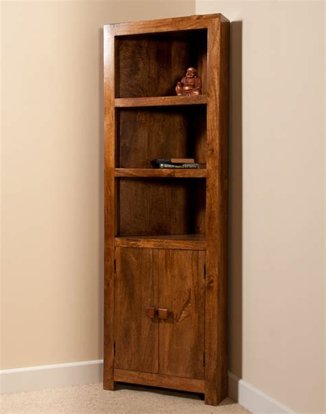 Corner Bookcase Furniture Corner Bookcase Furniture Beautiful Solid Indian Mango Corner Bookcase Home Pinterest