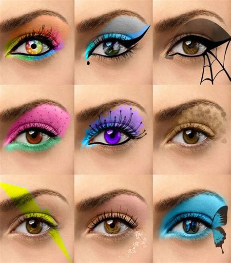 design ideas makeup pictures of cool eye makeup designs makeup vidalondon