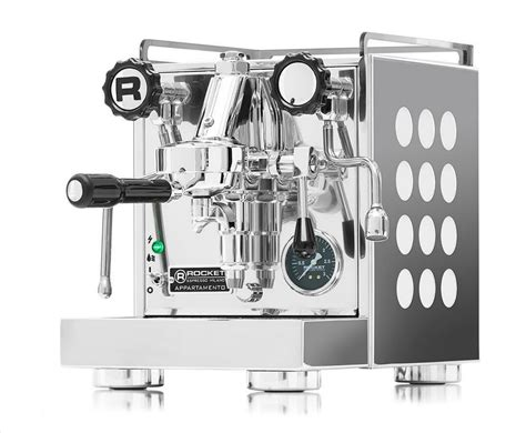 Rocket Coffee Machine rocket espresso appartamento talk coffee