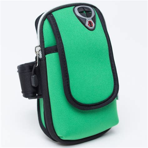 Pouch Mobil Selipan Caddy waterproof sports running arm band holder pouch for iphone samsung mobile phone 4 7