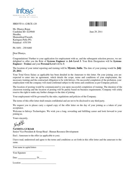 Offer Letter For Government contingent offer letter government contract 28 images