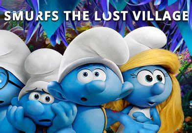 movieticketscom smurfs  lost village sweepstakes